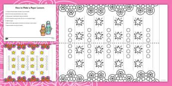 Diwali Paper Lantern Craft Templates - Diwali Paper Lantern Templates, Diwali, religion, hindu, hanoman, rangoli, sita, ravana, pooja thali, rama, lakshmi, golden deer, diva lamp, sweets, new year, mendhi, fireworks, party, food