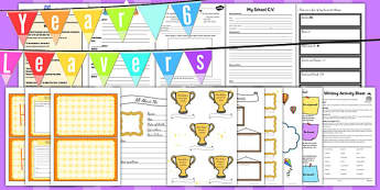 Year 6 Transition Resource Pack - Year 6 to Year 7 Transition Activities