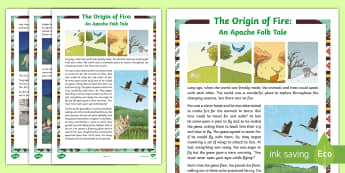 KS2 Take It Outside: Autumn The Origin of Fire Story - Origin of Fire, Outdoor and Woodland Learning, Wonder Investigate Learn Discover, Forest School, Out