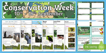 New Zealand Conservation Week Resource Pack