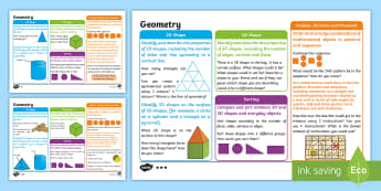 Year 2 Geometry Differentiated Maths Mats - circle, triangle, square, rectangle, Turn, cube, sphere, Cylinder