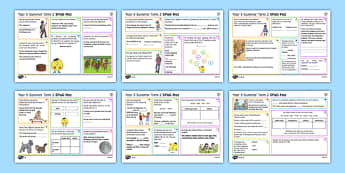 Year 5 Summer Term 2 SPaG Activity Mats