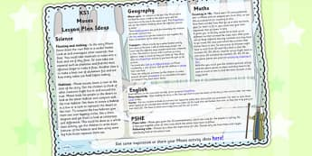 Moses Lesson Plan Ideas KS1 - moses, lesson plan, KS1, ideas