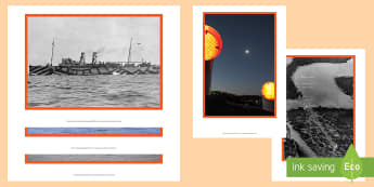 Wahine DIsaster Photo Pack - earthquake, tsunami, volcano, monsoon, hurricane, flood, tornado, natural