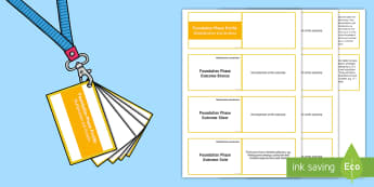 Lanyard Sized Foundation Phase Profile Multiplication and Division Skills Ladders Cards -  Lanyard Foundation Phase Outcomes, Foundation Phase, Foundation Phase Profile, FPP, Wales, Assessme