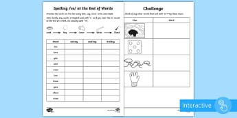 Year 1 Spelling Practice /v/ spelled 've' Homework Go Respond Activity Sheet  - year 1, spag, spelling, homework,  Worksheet