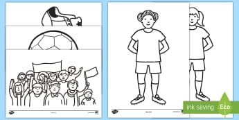 UEFA Women's Euro 2017 Colouring Pages - football, ladies, champions, Netherlands, league,