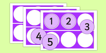 Numbers 1 to 30 Number Line - counting, count, counting aid, maths
