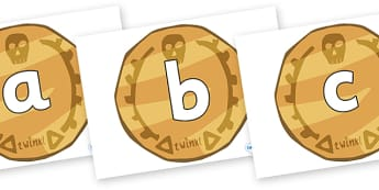 Phoneme Set on Pirate Coins - Phoneme set, phonemes, phoneme, Letters and Sounds, DfES, display, Phase 1, Phase 2, Phase 3, Phase 5, Foundation, Literacy