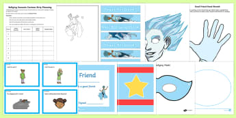Top 10 KS2 Anti-Bulling Power for Good  Activity Pack-Australia
