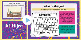 What is Al-Hijra? PowerPoint