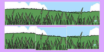 Field Small World Background - field, small world background, small world, background