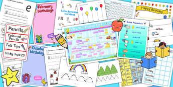 Childminders Set Up Pack - child minder, minders, baby sitter