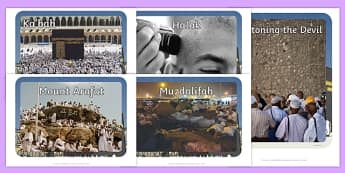 Hajj Display Photos
