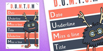 Dumtums Poster - dumtums, poster, display, display poster, aid