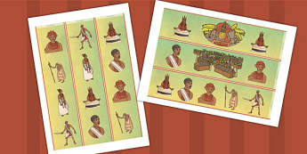 History of Benin Edo Version of Events Display Borders - stories