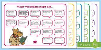 KS1 Focused Reading Skills Question Mat - michael rosen, interpretation, guided reading, reading dogs, pawsome, reading, content domains, prom