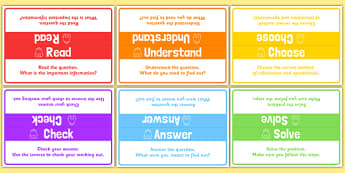 RUCSAC Individual Table Prompts - question, maths, calculation, operation, answer, check, solve