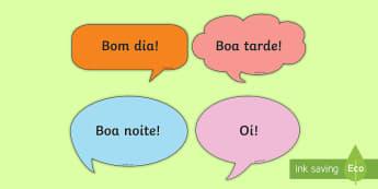 Cartões de Cumprimentos Sociais - expressoes comuns, conversa, comunicacao, expressoes sociais, interacoes, interacao humana, fala, co