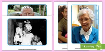 A minha família, fotos - familia, lacos familiares, arvore genealogica, genes, genetica, adocao, adotivo, vocabulario, amigos