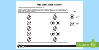 KS2 Jumping Activity Adult Guidance - discus, fling throw, throwing, throw, throwing for distance, PE