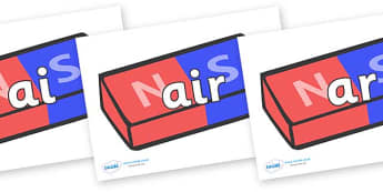 Phase 3 Phonemes on Magnets (Bar) - Phonemes, phoneme, Phase 3, Phase three, Foundation, Literacy, Letters and Sounds, DfES, display