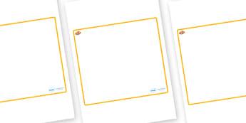 Clownfish Themed Editable Classroom Area Display Sign - Themed Classroom Area Signs, KS1, Banner, Foundation Stage Area Signs, Classroom labels, Area labels, Area Signs, Classroom Areas, Poster, Display, Areas