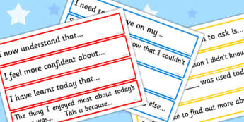 Plenary Cards - card, literacy, writing, aid, visual, visuals