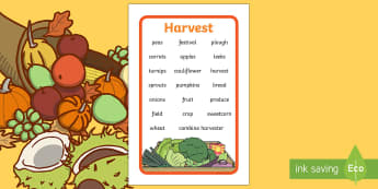IKEA Tolsby Harvest Words Prompt Frame