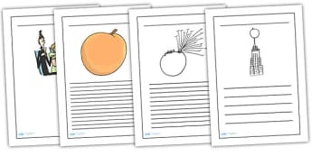 Writing Frames to Support Teaching on James and the Giant Peach - writing frames, james and the giant peach, giant peach writing frame, story book, giant peach, giant, peach