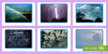 Il Tempo Metereologico Foto Illustrative - foto, illustrative, immagino, freddo, fulmine, nevoso, piovoso, meteo, metereologico, italiano, ital