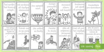 Mentalitate pro dezvoltare Pagini de colorat mindfulness - motivație, recompense, prima zi, mesaje motivatoare, dezvoltare personală,Romanian