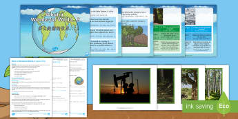 EYFS Earth Day Persuasive Lesson Plan and Enhancement Ideas English/Mandarin Chinese - KS2 Earth Day (April 22nd), writing, English, persuasive, persuade, environment, climate change, def