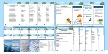 Elderly Care - Winter Resource Pack - Winter, Season, December, January, February, Snow, Activity Co-ordinators, Support, Ideas, Elderly C