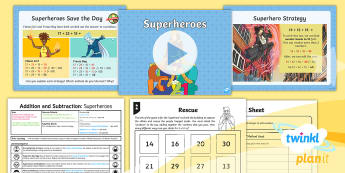 PlanIt Y4 Addition and Subtraction Lesson Pack Mental Calculations (2) - Number - Addition and Subtraction, addition, add, subtract, subtraction, mental, mentally, mental ca