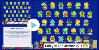 Bonfire Night Self Reg PowerPoint - bonfire night, self registration, self reg, daily routine, pupil registration, powerpoint, self reg powerpoint, bonfire
