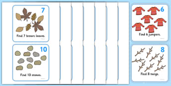 Winter Maths Challenge Cards - challenge, cards, challenging, maths, numeracy, maths challenge cards, winter challenge cards, numbers, matching, guess, guessing, activity, game