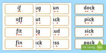 Middle East Phase 2 Sound Button Word Cards - Literacy, Phonics, letters and sounds, UAE, Dubai, Abu Dhabi, sounds, KS1, Bahrain.