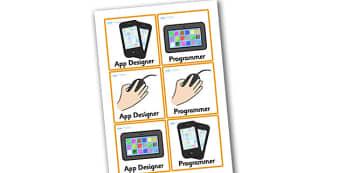App Design Studio Role Play Badges - app design studio, role play, badegs role play badges, app design role play, app design badges, badges for role play