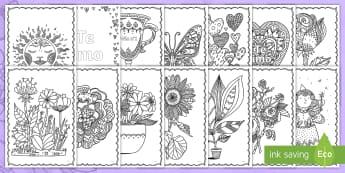 Dia das Mães, páginas de colorir - dia da mae, atividade, trabalhos manuais, fichas de colorir, paginas de colorir, recursos em portugu