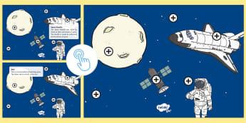 Space Picture Hotspots - hotspot, space hotspot, outer space hotspot, space, planets, outer space, critical thinking skills,