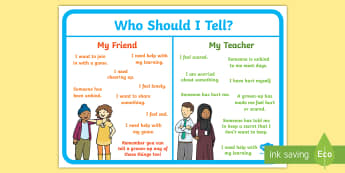 Asking for Help A4 Display Poster - safety, protection, support, emotional, social, personal skills, seeking help