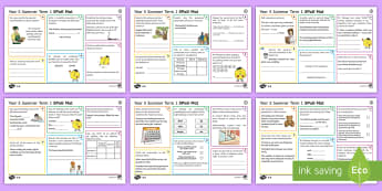 Year 5 Summer Term 1 SPaG Activity Mats - SPaG Activity Mats KS2, SPaG, GPS, grammar, punctuation, spelling, relative clause, relative pronoun
