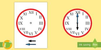 Reloj de exposición: Números romanos - números romanos, relojes, reloj, la hora, el tiempo, analógico, exponer, exposición, numeración