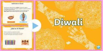 Presentación: Diwali - religion, hindu, , sita, rama, diali, diwale, dawalli, dawli, diwalu, diwili, diya, diwalo, hindú