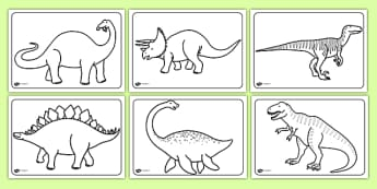 Dinosaur Colouring Pages - Dinosaur colouring pages, colouring