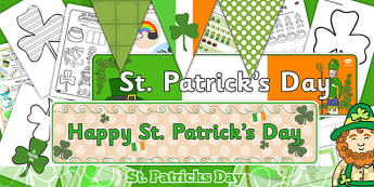 Childminder St Patricks Day Activity Pack - activities, childminders