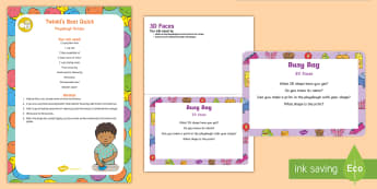 3D Faces Busy Bag Prompt Card and Resource Pack - faces, corners, sides, vertices, properties of shape, playdough, prints, printing with shapes