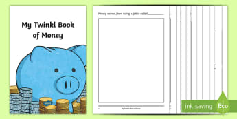 Financial Literacy Maths Activity Booklet - maths, finance, economics, Financial Literacy, income, wage, currency