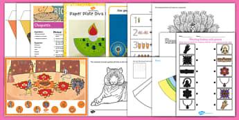 Childminder Diwali Resource Pack